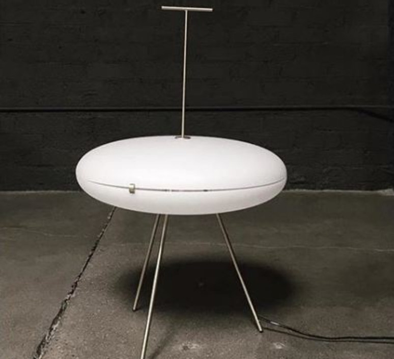 Luna gio ponti lampadaire floor light  tato italia tlu400 0565  design signed nedgis 62990 product