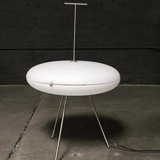 Luna gio ponti lampadaire floor light  tato italia tlu400 0565  design signed nedgis 62990 thumb