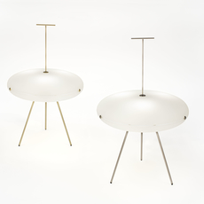 Luna gio ponti lampadaire floor light  tato italia tlu400 0565  design signed nedgis 62993 thumb