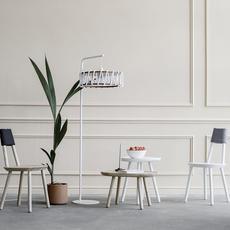 Macaron l blanc et blanc silvia cenal lampadaire floor light  emko wmcf45white  design signed nedgis 72294 thumb