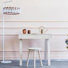 Macaron l blanc et blanc silvia cenal lampadaire floor light  emko wmcf45white  design signed nedgis 72296 thumb