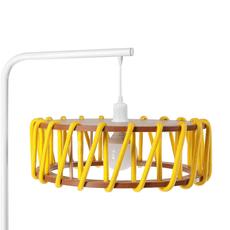 Macaron l jaune et blanc silvia cenal lampadaire floor light  emko wmcf45yellow  design signed nedgis 72289 thumb