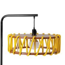 Macaron l jaune et noir silvia cenal lampadaire floor light  emko bmcf45yellow  design signed nedgis 71958 thumb