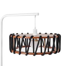 Macaron l noir et blanc silvia cenal lampadaire floor light  emko wmcf45black  design signed nedgis 71909 thumb