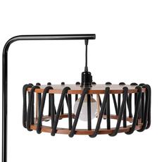 Macaron l noir et noir silvia cenal lampadaire floor light  emko bmcf45black  design signed nedgis 72154 thumb