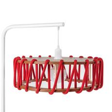 Macaron l rouge et blanc silvia cenal lampadaire floor light  emko wmcf45red  design signed nedgis 72299 thumb