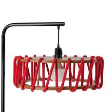 Macaron l rouge et noir silvia cenal lampadaire floor light  emko bmcf45red  design signed nedgis 72156 thumb