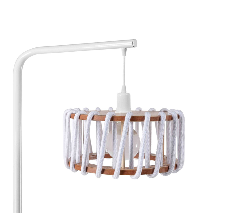 Macaron s blanc et blanc silvia cenal lampadaire floor light  emko wmcf30white  design signed nedgis 71963 product
