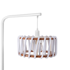 Macaron s blanc et blanc silvia cenal lampadaire floor light  emko wmcf30white  design signed nedgis 71963 thumb