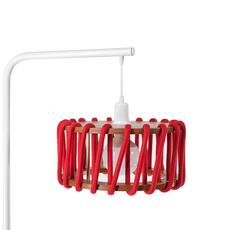 Macaron s rouge et blanc silvia cenal lampadaire floor light  emko wmcf30red  design signed nedgis 71960 thumb