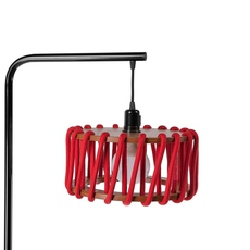 Macaron s rouge et noir silvia cenal lampadaire floor light  emko bmcf30red  design signed nedgis 72309 thumb