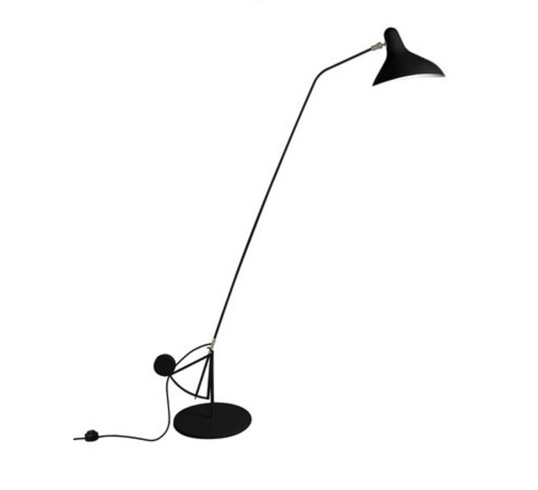 Mantis bs1 b  bernard schottlander  lampadaire floor light  dcw editions bs1 b bl  design signed nedgis 65411 product