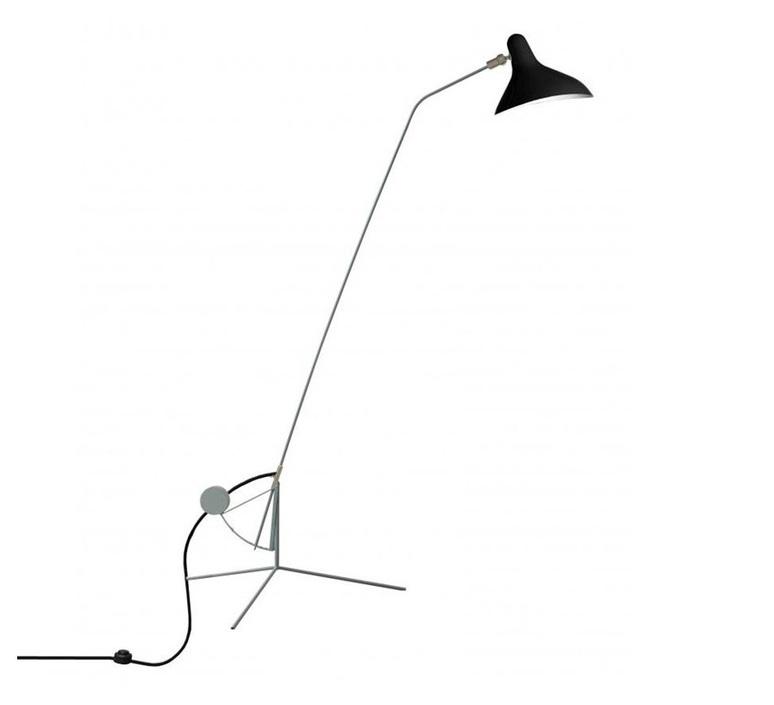 Mantis bs1 bernard schottlander  lampadaire floor light  dcw editions bs1 gr bl  design signed nedgis 65410 product