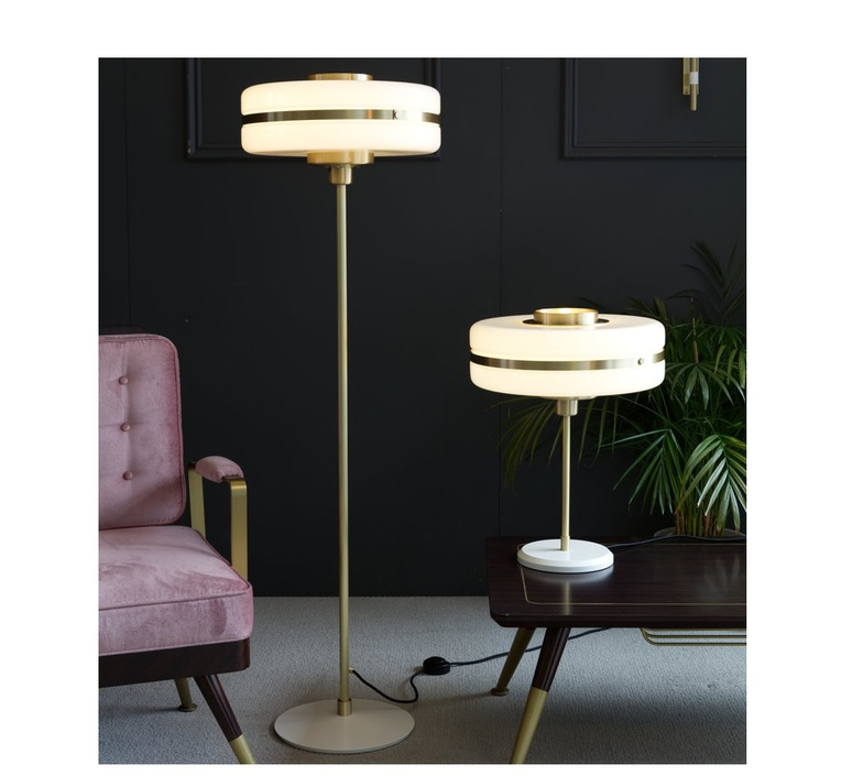 Masina robbie llewellyn et adam yeats lampadaire floor light  bert frank masina fl  design signed nedgis 75374 product