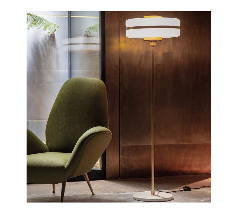 Masina robbie llewellyn et adam yeats lampadaire floor light  bert frank masina fl  design signed nedgis 75377 product
