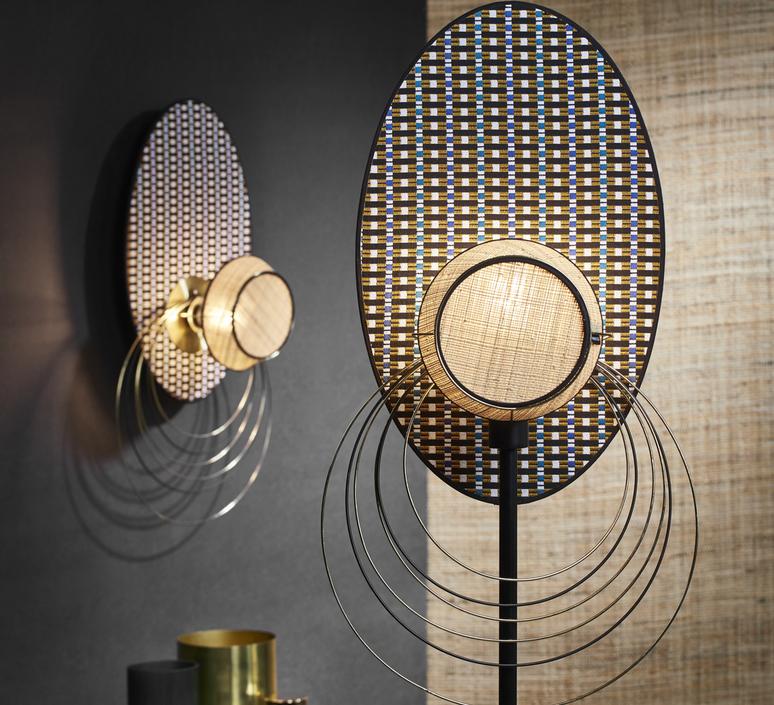 Massai studio market set lampadaire floor light  market set pr590293  design signed nedgis 70421 product