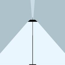 Mayfair diego fortunato lampadaire floor light  vibia 5515 93   design signed nedgis 84000 thumb