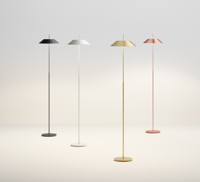 Mayfair diego fortunato lampadaire floor light  vibia 5515 93   design signed nedgis 84001 product