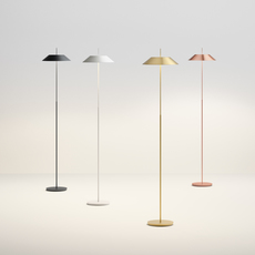Mayfair diego fortunato lampadaire floor light  vibia 5515 93   design signed nedgis 84001 thumb