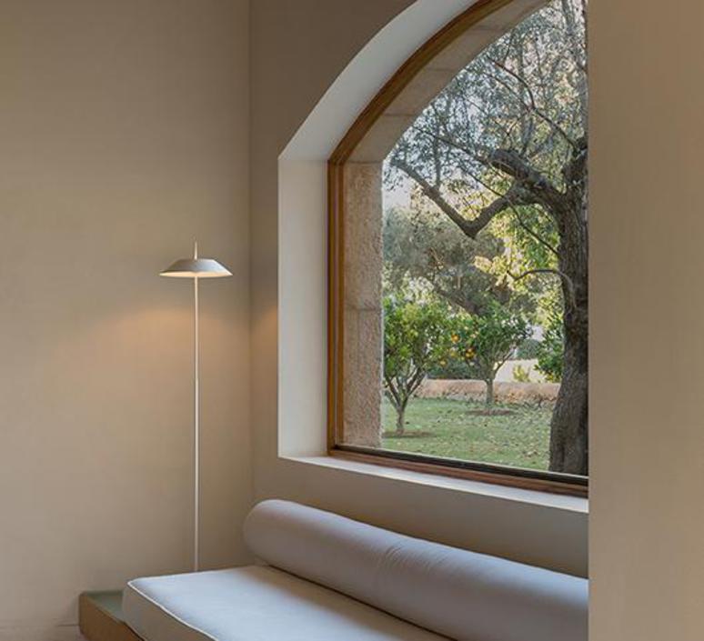 Mayfair diego fortunato lampadaire floor light  vibia 5515 93   design signed nedgis 84003 product