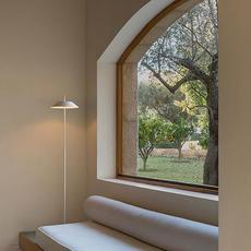 Mayfair diego fortunato lampadaire floor light  vibia 5515 93   design signed nedgis 84003 thumb
