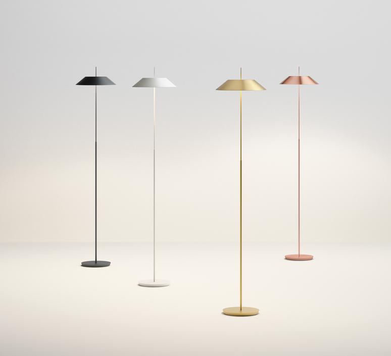 Mayfair diego fortunato lampadaire floor light  vibia 5515 18  design signed nedgis 84015 product