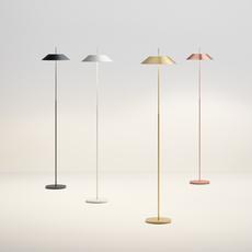 Mayfair diego fortunato lampadaire floor light  vibia 5515 18  design signed nedgis 84015 thumb