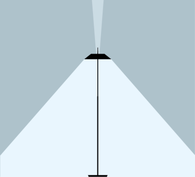 Mayfair diego fortunato lampadaire floor light  vibia 5515 20  design signed nedgis 84022 product
