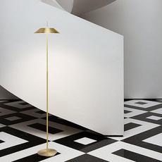 Mayfair diego fortunato lampadaire floor light  vibia 5515 20  design signed nedgis 84024 thumb