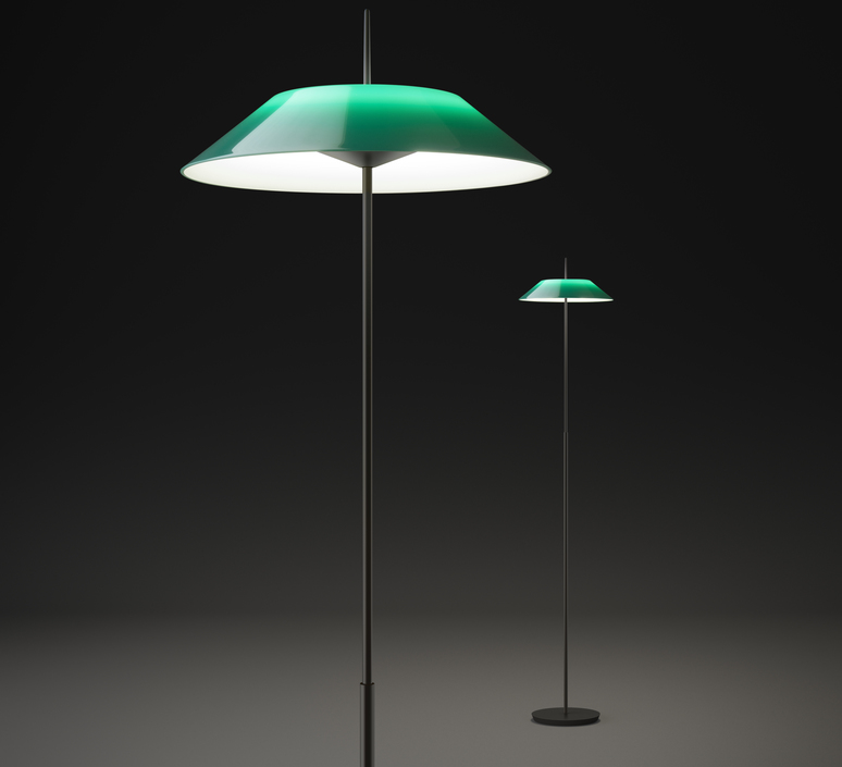 Mayfair diego fortunato lampadaire floor light  vibia 5510 07  design signed nedgis 83988 product