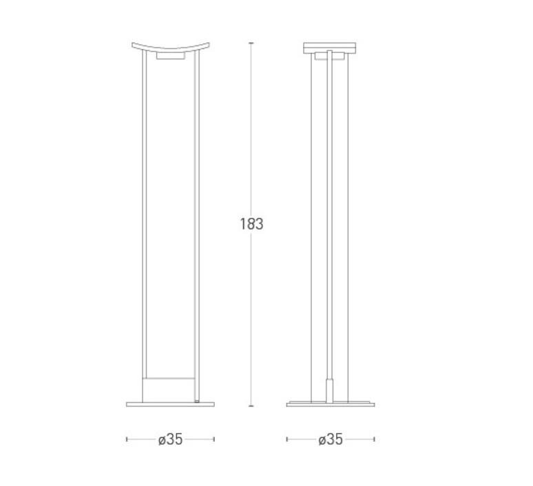Mcp gilles derain lumen center italia mcp121 150l luminaire lighting design signed 23184 product