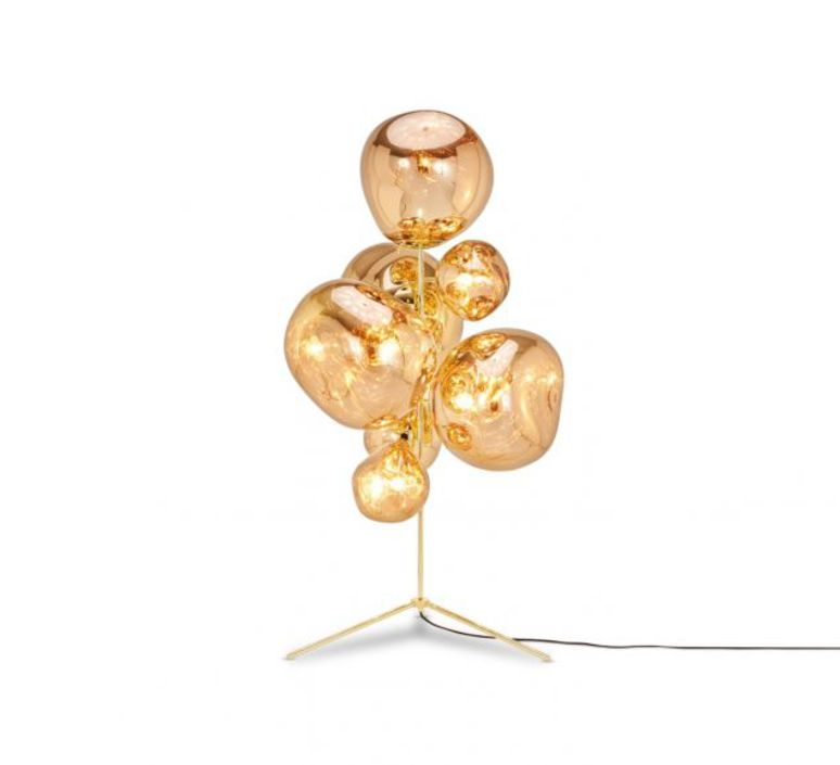 Melt tom dixon lampadaire floor light  tom dixon mesc01g feum1  design signed 48419 product