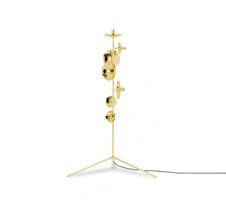 Melt tom dixon lampadaire floor light  tom dixon mesc01g feum1  design signed 48421 product