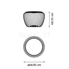 Meridiano 4710 jordi vilardell et meritxell vidal lampadaire floor light  vibia 471058 1  design signed nedgis 80865 thumb