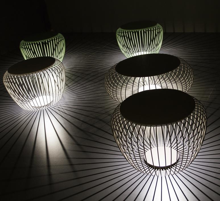 Meridiano 4710 jordi vilardell et meritxell vidal lampadaire floor light  vibia 471007 1  design signed nedgis 80850 product