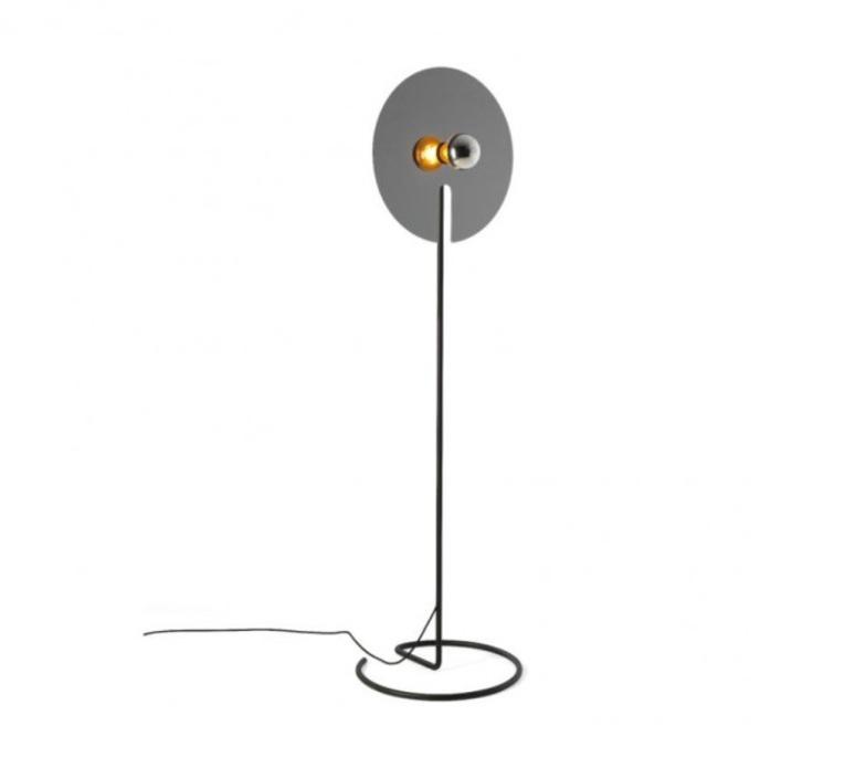 Mirro floor 2 0 13 9 design lampadaire floor light  wever et ducre 6311e8nb0  design signed nedgis 67396 product