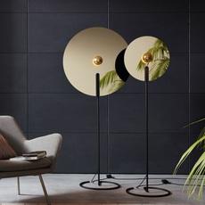 Mirro floor 3 0  lampadaire floor light  wever et ducre 6312e8gb0  design signed nedgis 67399 thumb