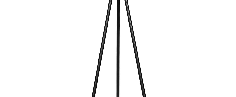 Lampadaire mondo noir et blanc o50cm h153cm oblure normal