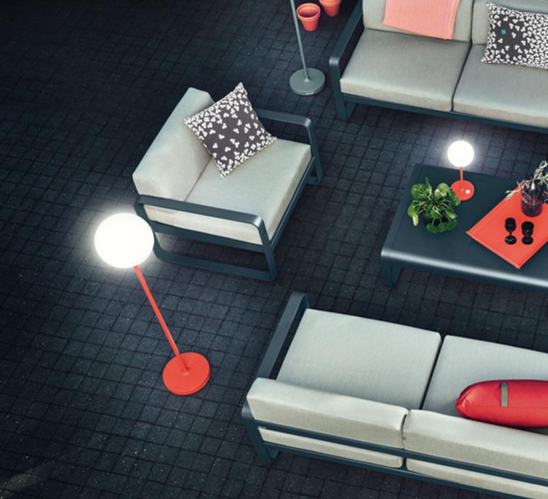 Mooon capucine tristan lohner lampadaire floor light  fermob 5310 capucine  design signed nedgis 67713 product