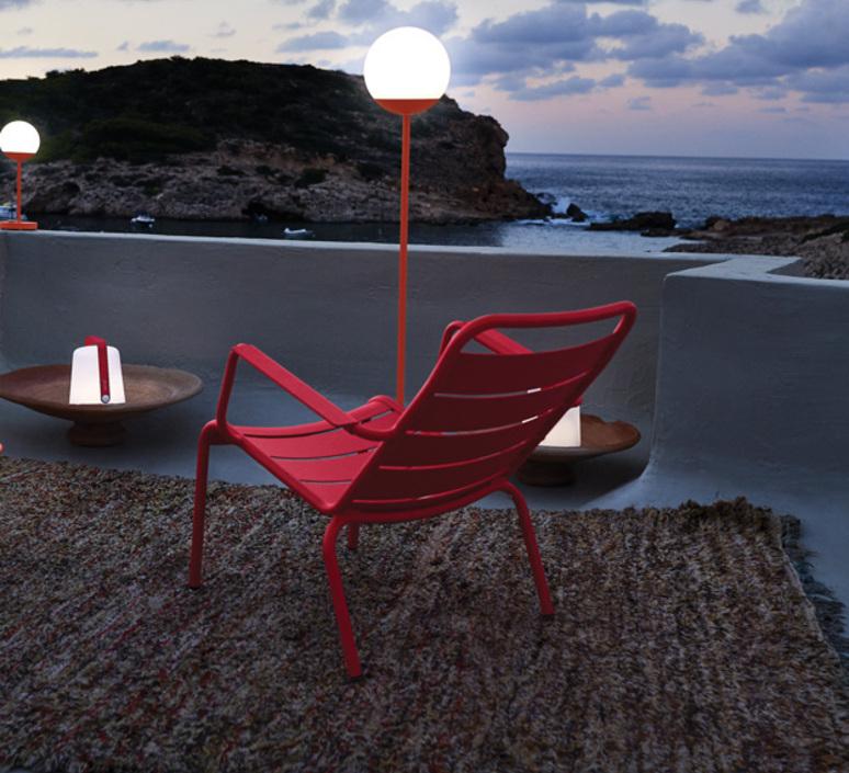 Mooon capucine tristan lohner lampadaire floor light  fermob 5310 capucine  design signed nedgis 67716 product