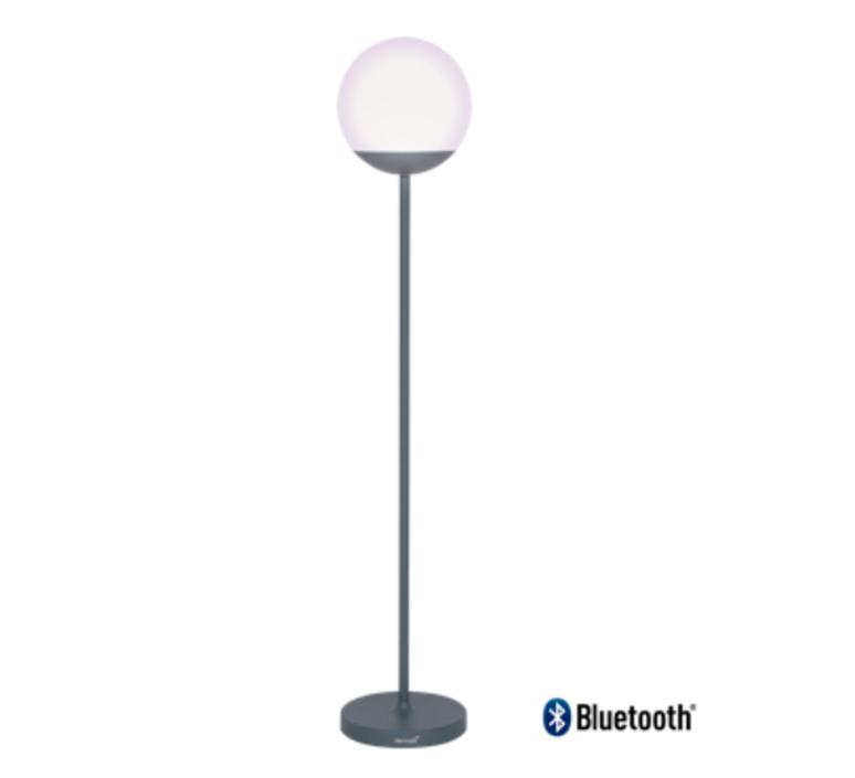 Mooon gris orage tristan lohner lampadaire floor light  fermob 5310 gris orage  design signed nedgis 67766 product