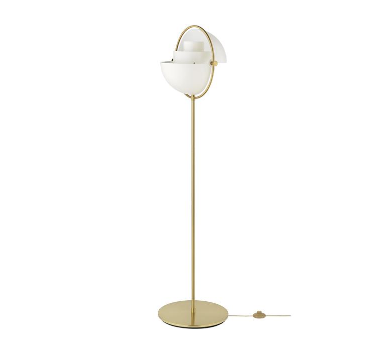 Multi lite louis weisdorf lampadaire floor light  gubi 10062678  design signed nedgis 98973 product