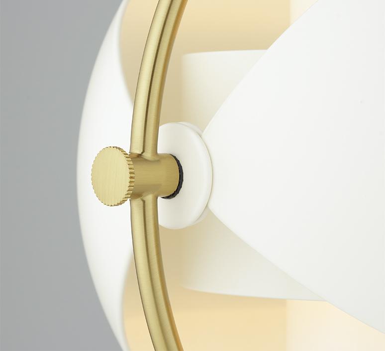 Multi lite louis weisdorf lampadaire floor light  gubi 10062678  design signed nedgis 98974 product