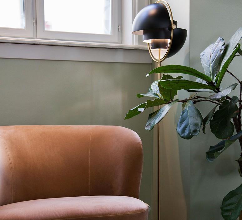 Multi lite louis weisdorf lampadaire floor light  gubi 007 04131   design signed 47544 product