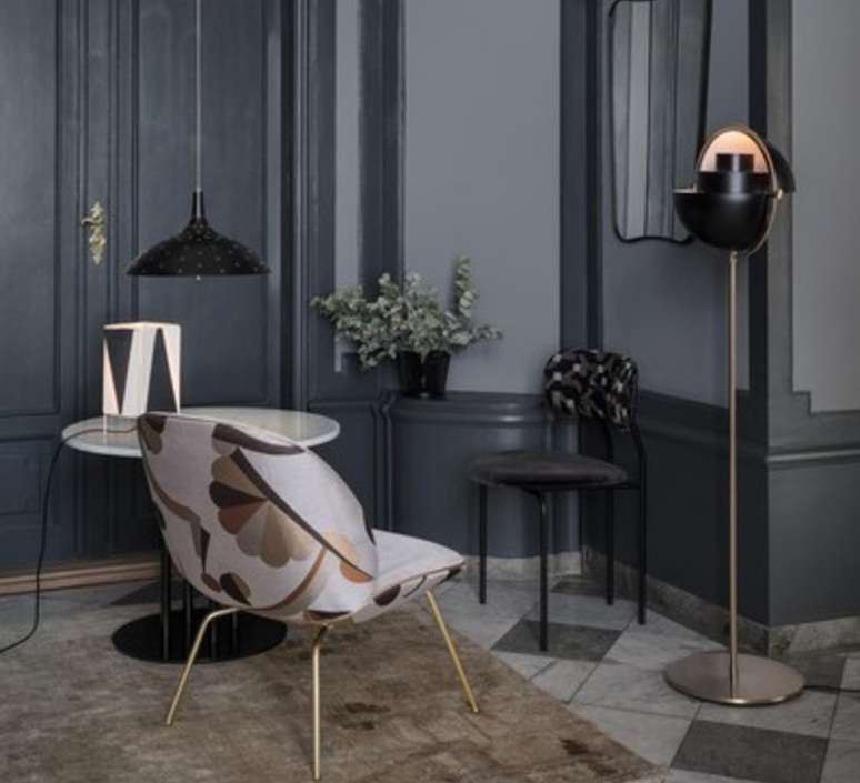 Multi lite louis weisdorf lampadaire floor light  gubi 007 04131   design signed 47545 product