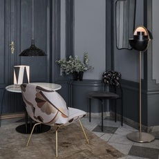 Multi lite louis weisdorf lampadaire floor light  gubi 007 04131   design signed 47545 thumb
