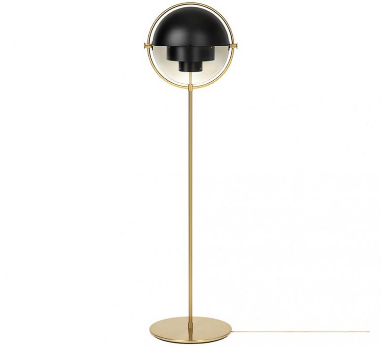 Multi lite louis weisdorf lampadaire floor light  gubi 007 04131   design signed 47546 product