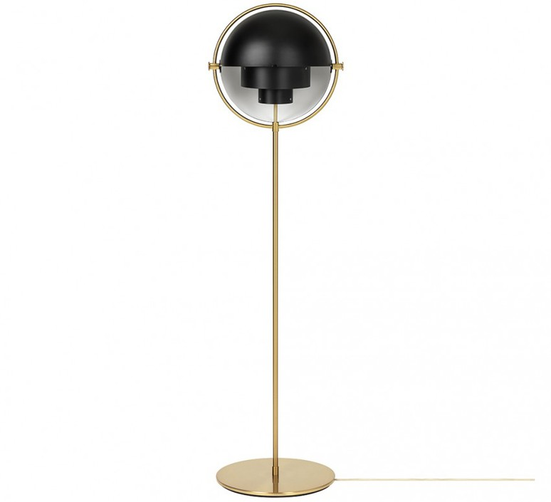 Multi lite louis weisdorf lampadaire floor light  gubi 007 04131   design signed 47547 product