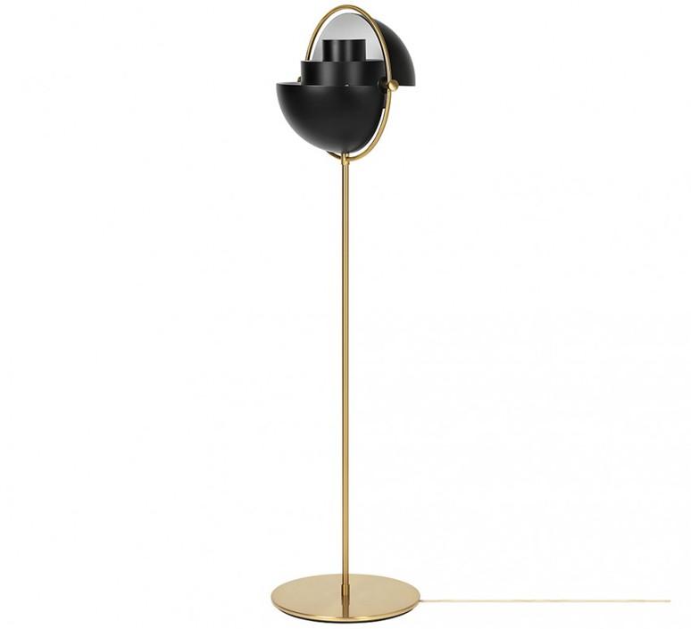 Multi lite louis weisdorf lampadaire floor light  gubi 007 04131   design signed 47548 product