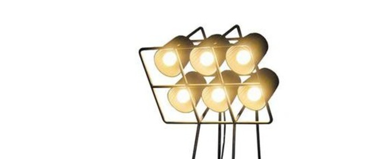 Lampadaire multilamp h180cm seletti normal